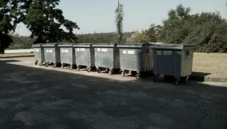 В Запорожье после массовых мероприятий вывезли 40 кубометров мусора