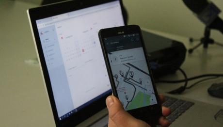 «Вельтум-Запорожье» будет контролировать работу спецтехники с помощью современных GPS-приложений