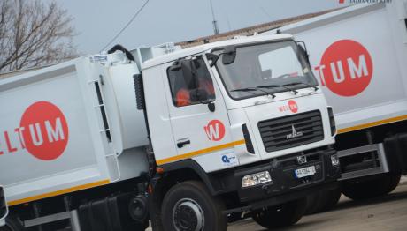 Запорожцы задолжали за вывоз мусора 38 миллионов гривен