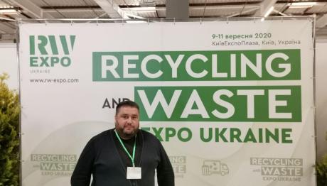 Запорізькі фахівці обговорили в Києві проблеми сортування відходів