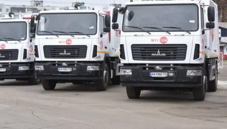 «Вельтум-Запорожье» продолжит оказывать услуги по вывозу бытовых отходов в следующем году