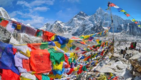 Сміття з Евересту стане артоб'єктом