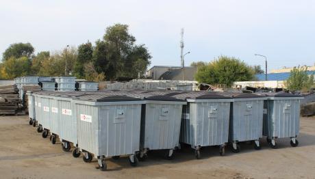 Вандали продовжують масово псувати сміттєві контейнери